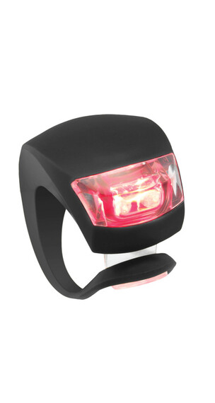 Knog Beetle Rücklicht rote LED schwarz